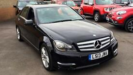 2013 Mercedes-Benz C-Class C220 CDI BlueEFFICIENCY AMG Sp Automatic Diesel Saloo