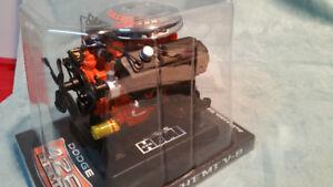 426 Hemi Motor   1:6 Diecast