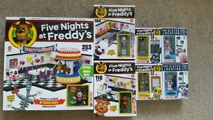 Five Nights at Freddy's Construction Set
