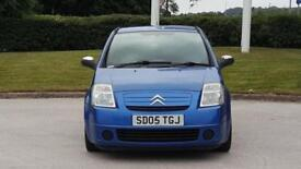 2005 Citroen C2 1.1 i Design 3dr