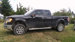 Ford f150 xtr 2012