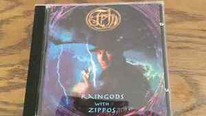 Fish - Raingods with zippos CD progressif