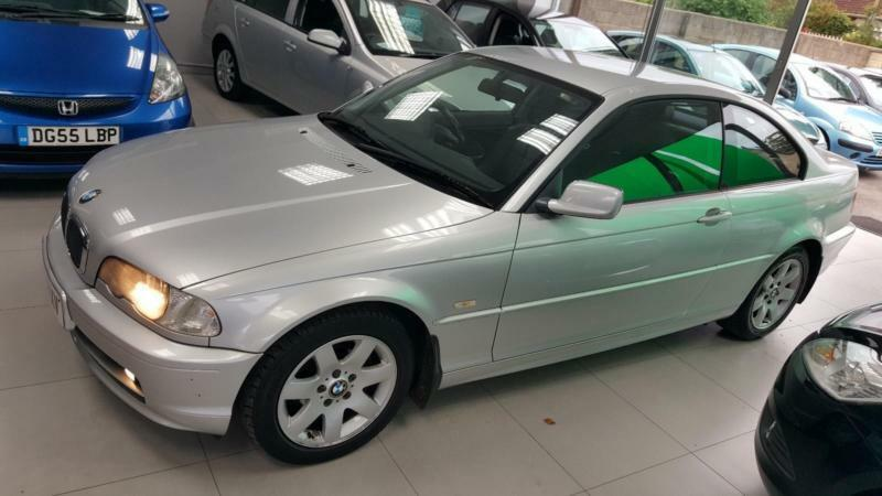 2002 BMW 318