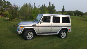 2004 Mercedes G500 Wagon