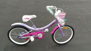 "Super cycle Cream Soda 20"" Girls Bike"