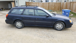 2001 Subaru Legacy AWD