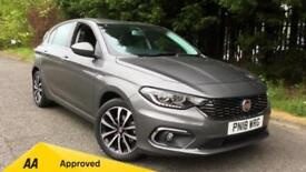2018 Fiat Tipo 1.6 Multijet Lounge 5dr with S Manual Diesel Hatchback