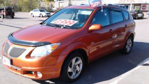2005 Pontiac vibe all wheel drive