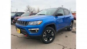 2017 Jeep Compass Trailhawk  AWD  - Low Mileage