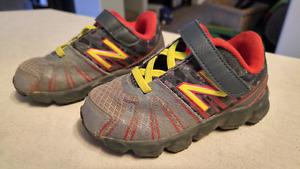 New Balance Toddler size 7