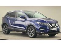 2017 Nissan Qashqai 1.5 dCi N-Connecta (s/s) 5dr SUV Diesel Manual