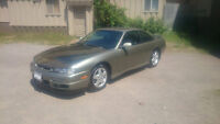1998 Nissan 240SX LE**CLEANEST FOR SALE IN PROVINCE**NO RUST**A1