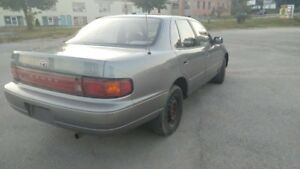1994 Toyota Camry Sedan SAFTIED/ETESTED