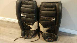 2 Pairs Goalie Pads for Sale
