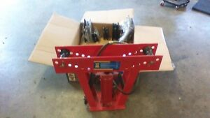 12 ton pipe bender like new