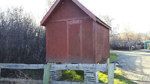 8x12 Shed For Sale at Katepwa Lake