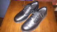 Men's Black Rockport Dress Shoes Size 10.5
