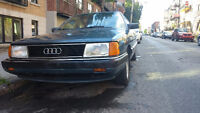 1991 Audi 100 Sedan - Rust Free - Must Sell By 1st Sep NEGO