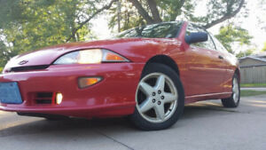 Chevrolet Cavalier Z24 rims 5 spoke 5x100