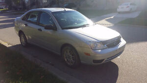 2006 Ford Focus Safety e-tested 1 owner rust free mint !!!