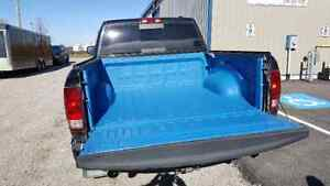 Spray on truck liners. Lame Duck Protective Coatings