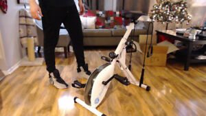 Standing Desk Cycle with Seat