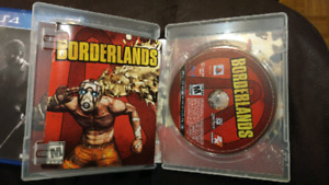 Ps3 borderlands 1