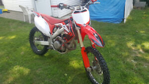 Crf450r 2009 injection