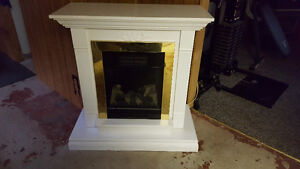 New electric fireplace