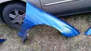 Cavalier passenger front fender
