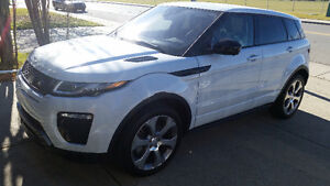 Low mileage 2016 Range Rover Evoque HSE Si4 Dynamic for sale