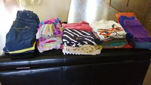 Girl clothes size 6-7