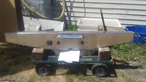 Extreme heavy  Duty Custom built truck bumper