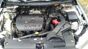 2008 Mitsubishi Lancer  *new engine* needs some work*PRICE DROP*