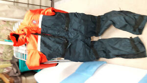 Mustang Atlantic Class Survival Suit/Floater Suit - XL