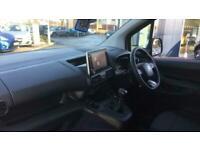 2020 Citroen Berlingo 1.2 PureTech 1000 Driver M SWB EU6 (s/s) 5dr Panel Van Pet