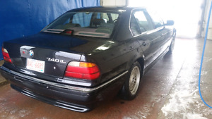 1997 BMW 740Li with parts '98 740i  - SUMMER PROJECT