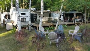 2012 39 foot forest river trailer for sale