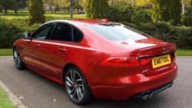 2017 Jaguar XF 2.0d (180) R-Sport 4dr - Slidi Automatic Diesel Saloon