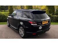 2013 Land Rover Range Rover Sport 3.0 SDV6 HSE Dynamic 5dr - Sli Automatic Diese
