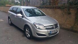 *Great Condition* Vauxhall Astra Estate Diesel Manual 1.7 Silver with PCO
