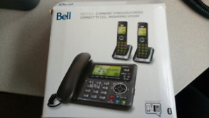 New Bell Dect 6.0 Phone Set