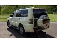 2014 Mitsubishi Shogun 3.2 DI-DC (197) SG3 5dr Automatic Diesel 4x4