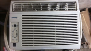 Danby 10,000 BTU in window air conditioner for sale