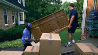 2 Movers + 18ft Truck S/A $50/HR. April Bookings Avl