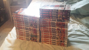 Naruto Collection Books from Vol 1 - 31
