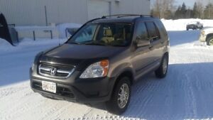 2003 Honda CR-V cloth SUV, Crossover