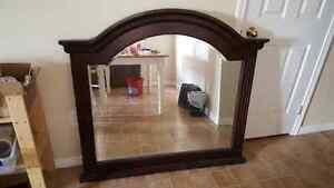 Dresser mirror (mirror only)