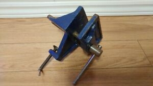 Mastercraft Wood Workers 6 Inch Vice