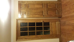 Solid Wood / Hardwood doors